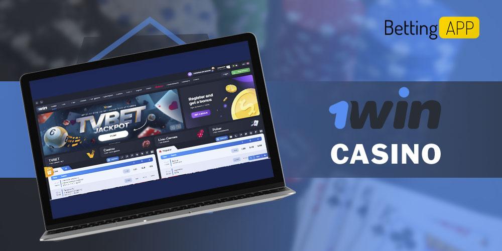 1win casino