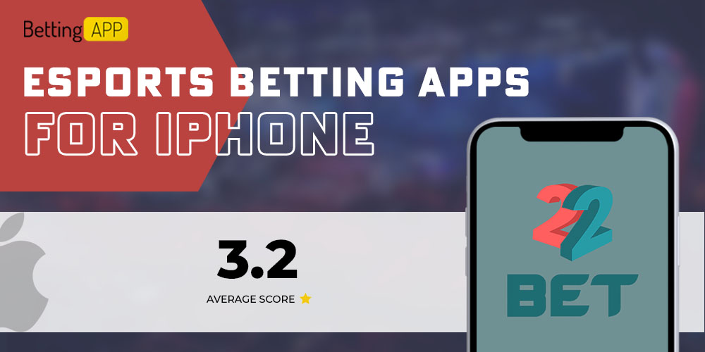 22bet IPhone app review