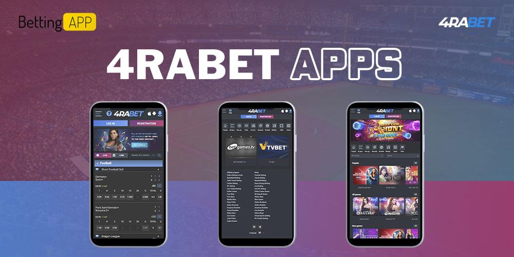 4rabet apps