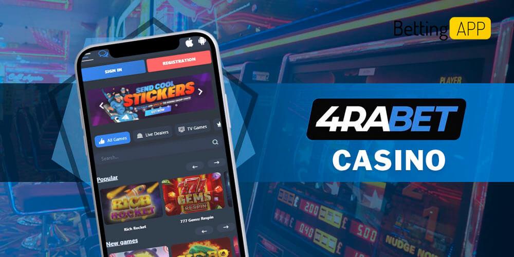 4rabet casino