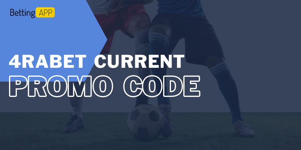 4rabet current promo code
