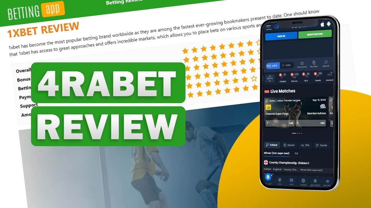 4rabet review video