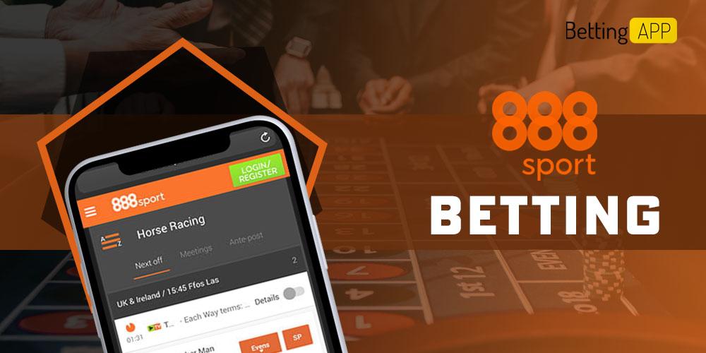 888 betting