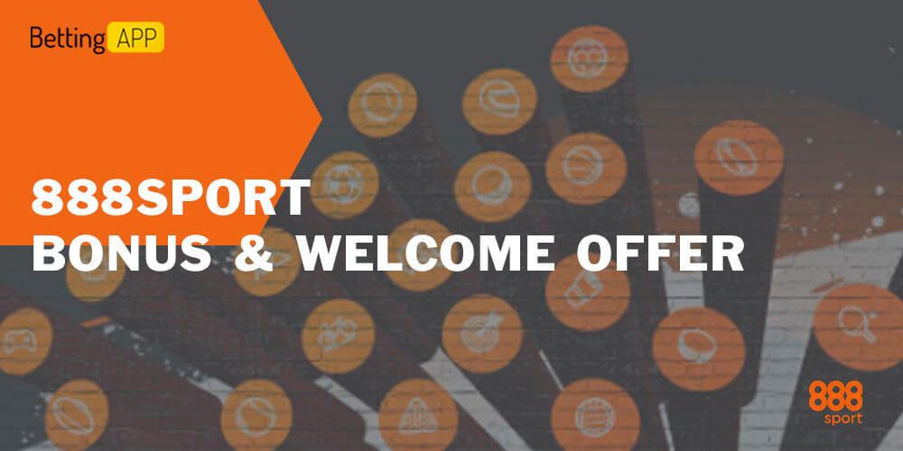 888sport Bonus & Welcome offer