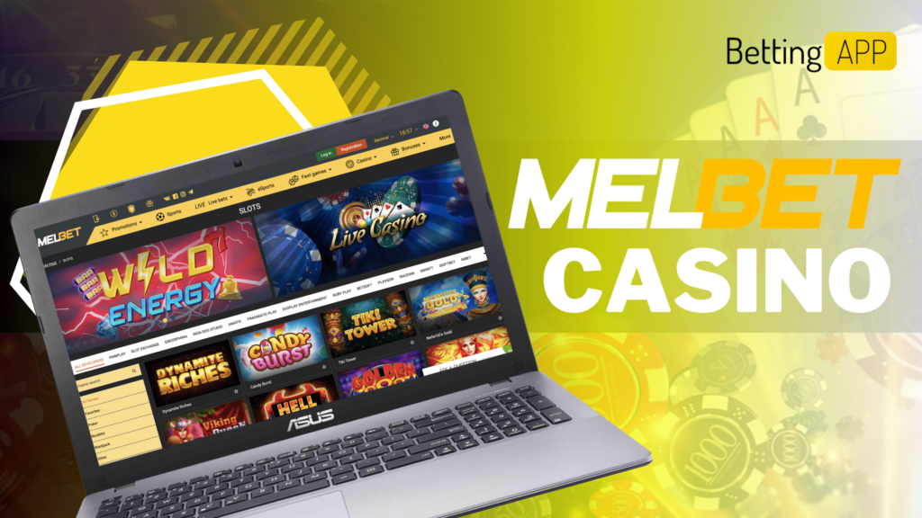 Melbet Betting Site India Casino Review