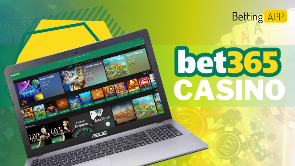 Bet365 Betting Site India Casino review