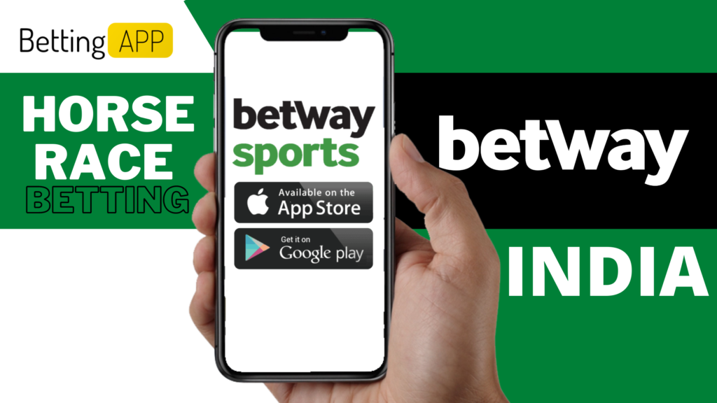 BETWAY MOBILE Best Horse Racing apps in India