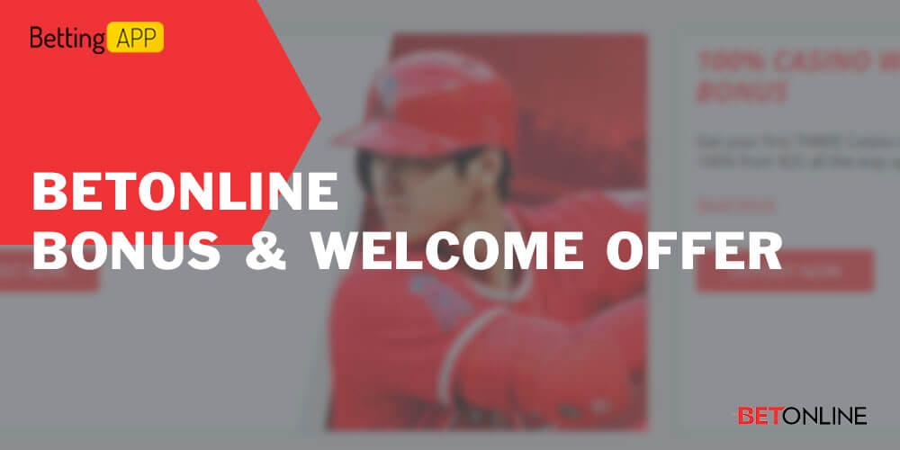 BetOnline Bonus & Welcome Offer
