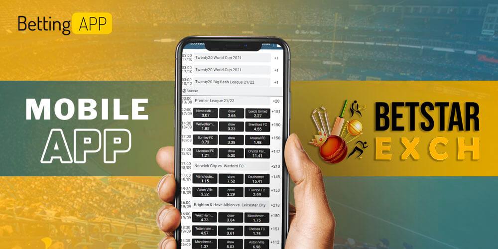 Betstarexch App
