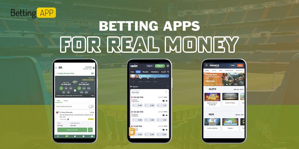 Betting apps for real money