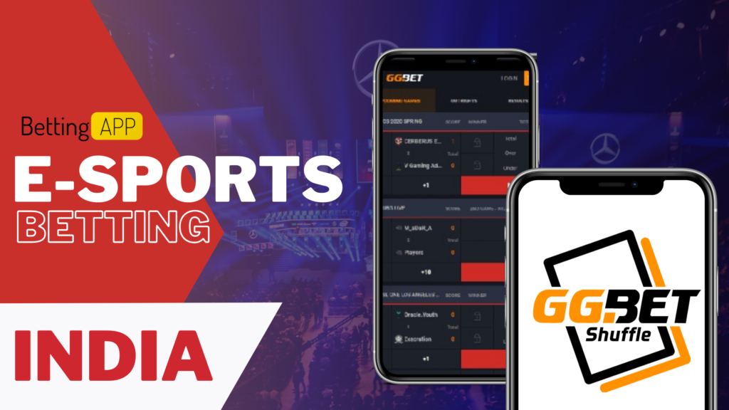 GG BET Best Esports Betting apps IN INDIA