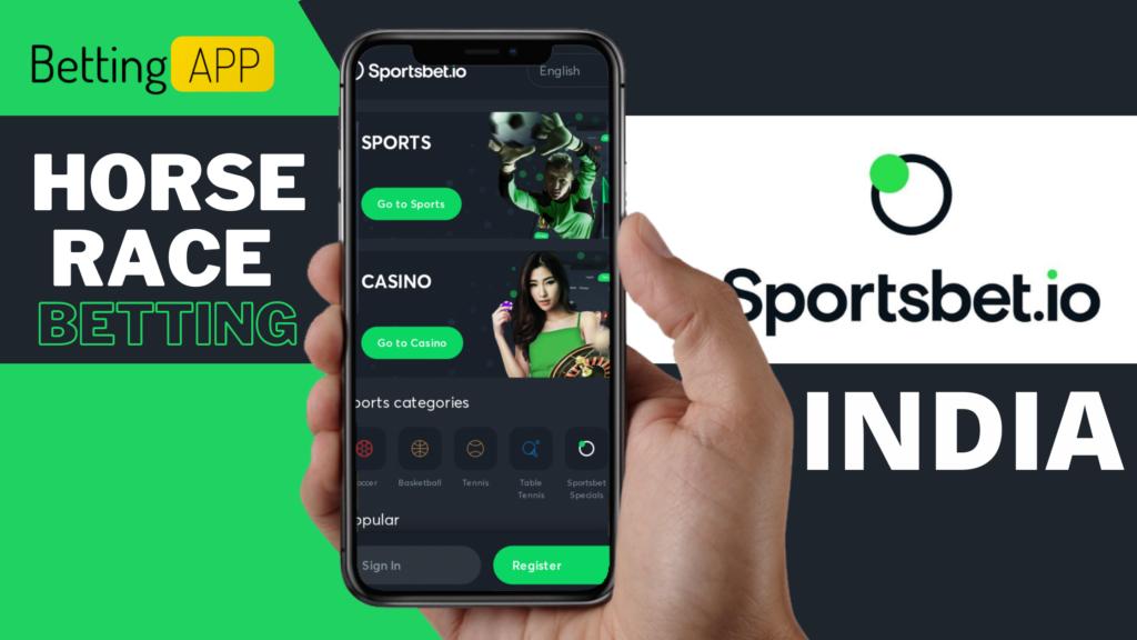 SPORTSBET MOBILE Best Horse Racing apps in India