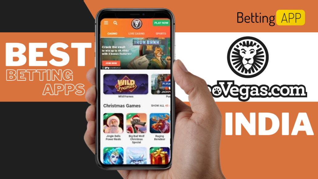 LEOVEGAS Best Betting Apps in India 2021