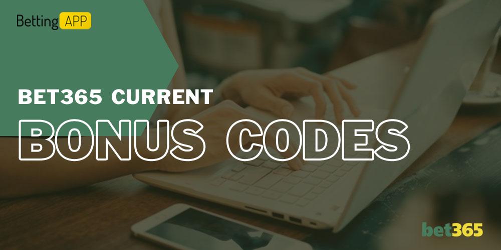 Bet365 current bonus codes