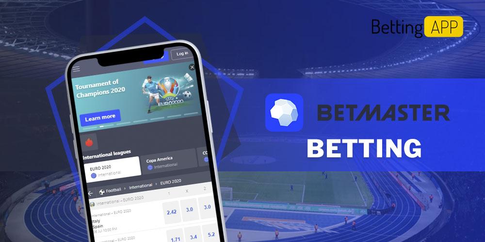 Betmaster betting