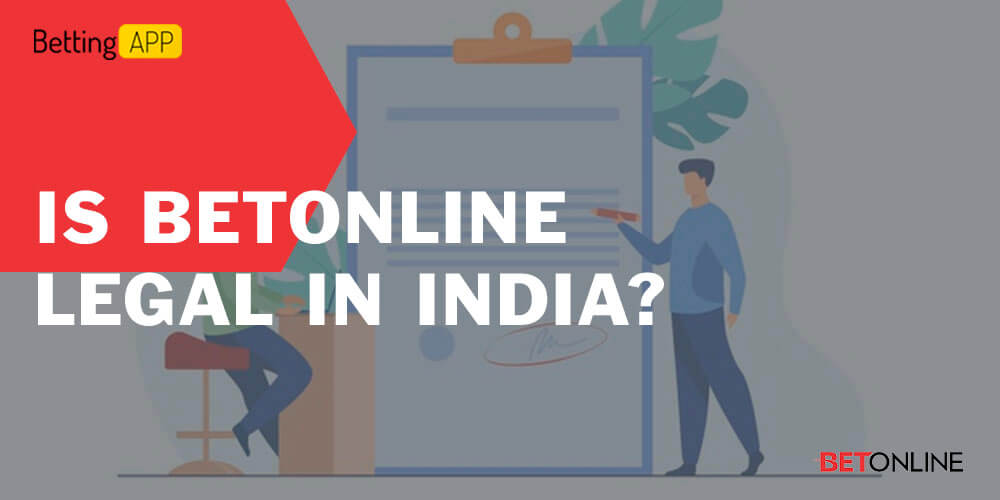 Is BetOnline Legal in India