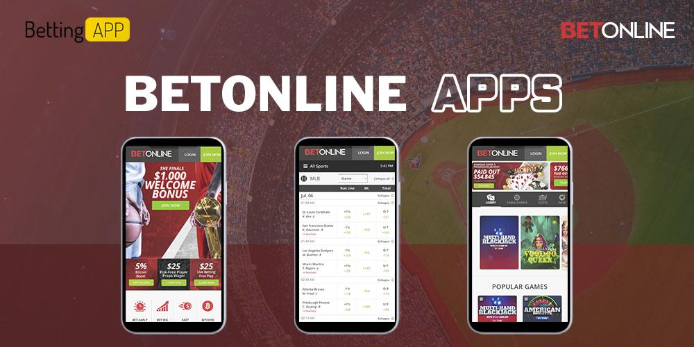 Betonline apps main