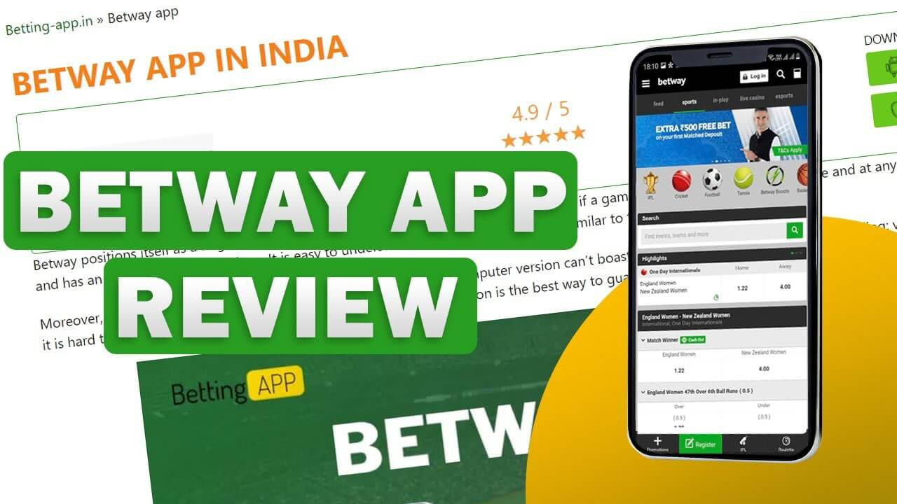 Betway review Video