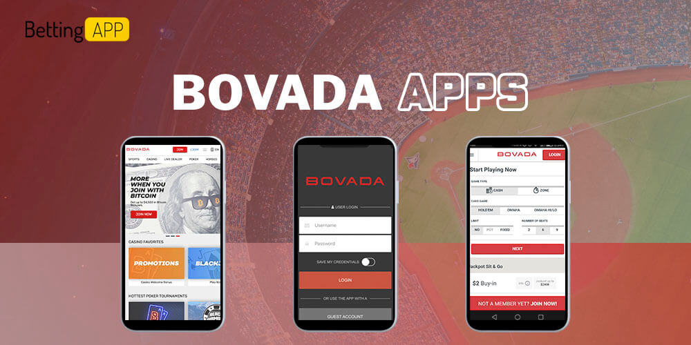 Bovada apps