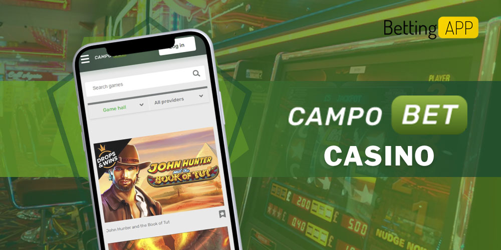 Campobet casino app