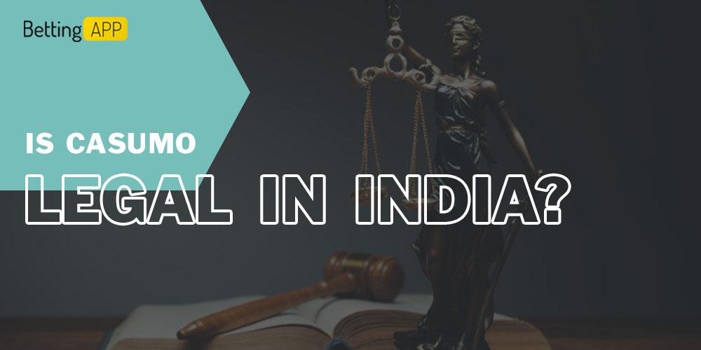 Is Casumo Legal in India