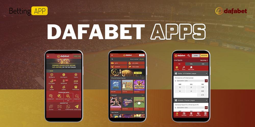 Dafabet apps