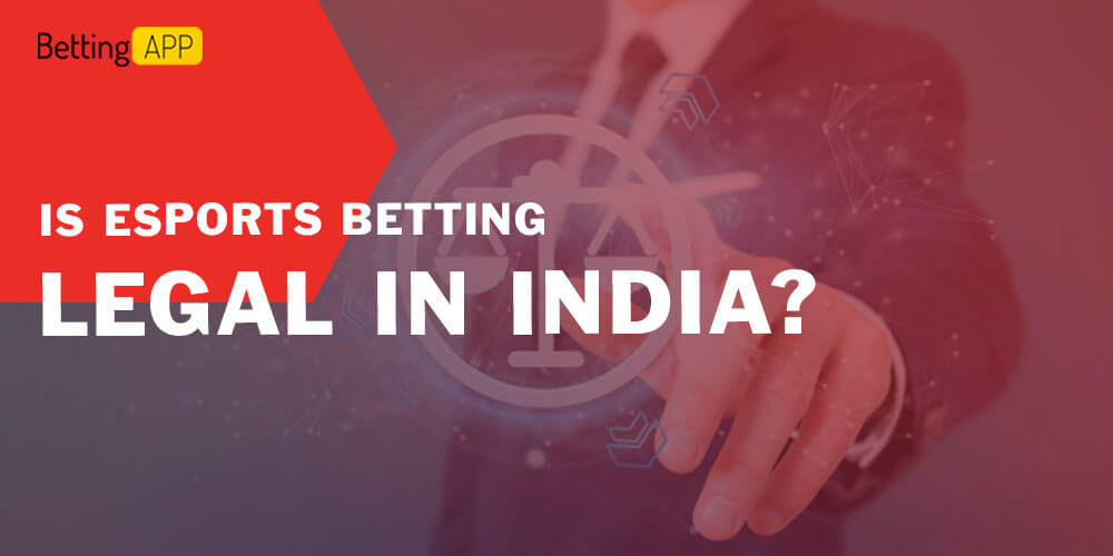Is Esports Betting Legal in India