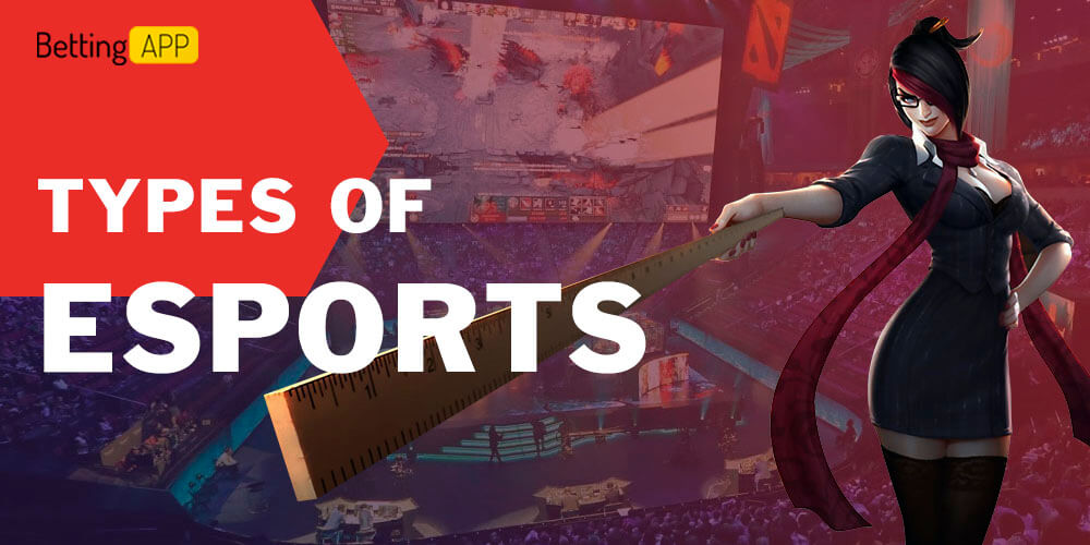 Types of Esports