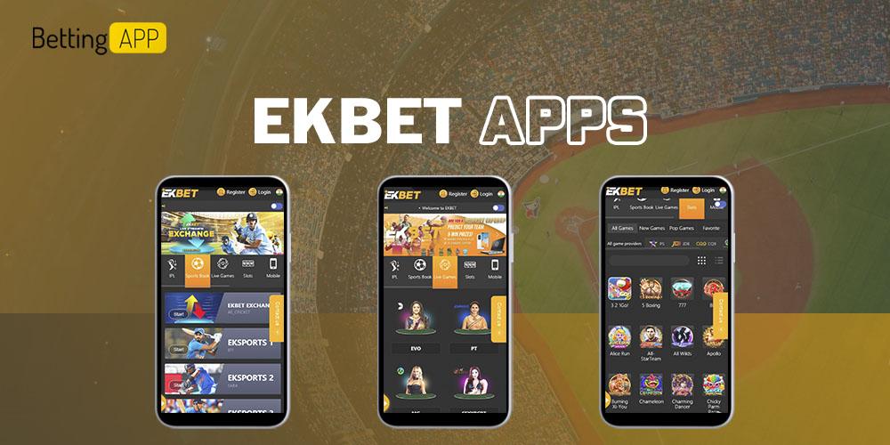 Ekbet apps