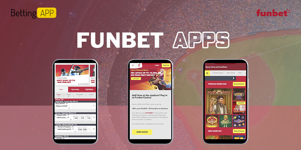 Funbet apps