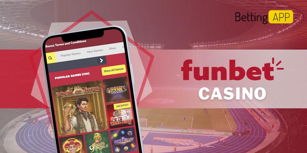 Funbet mobile casino