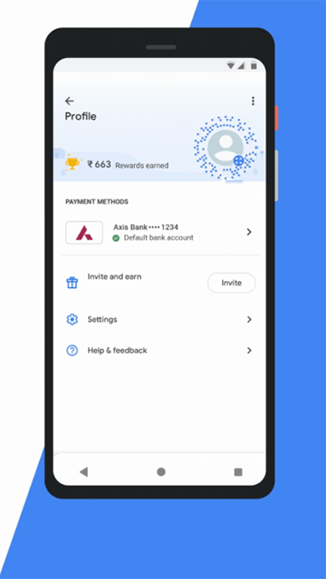 Creating a Google Pay account