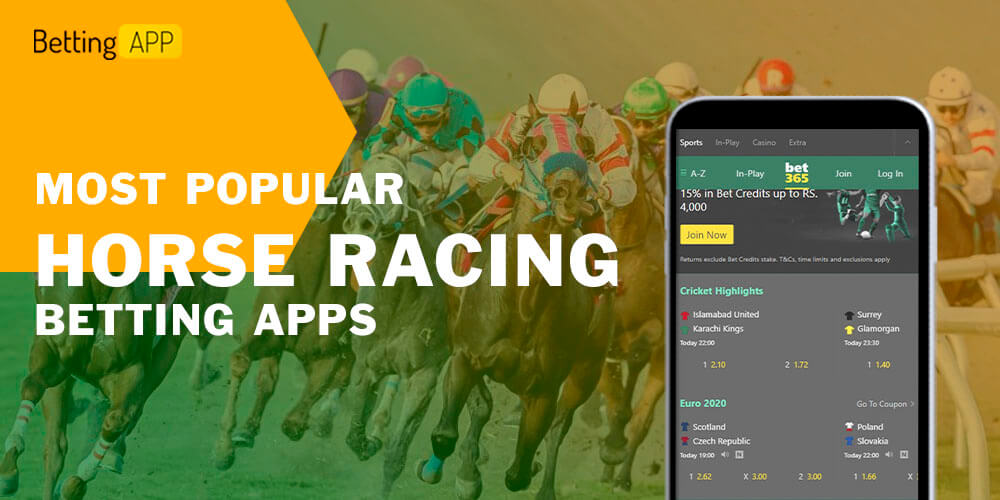 WHICH HORSE RACING BETTING APPS ARE THE MOST POPULAR IN INDIA