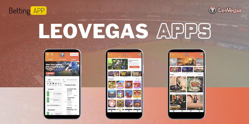 Leovegas apps