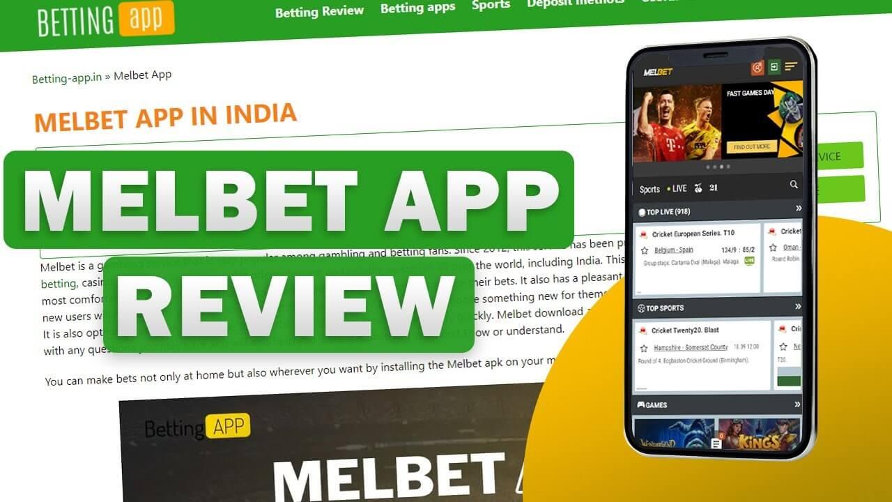 Melbet app review Video