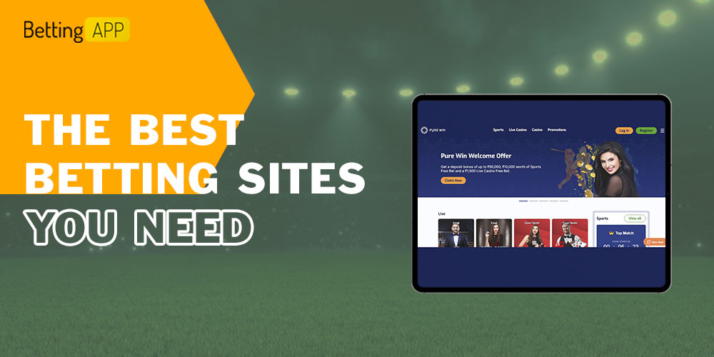 The best betting sites you need