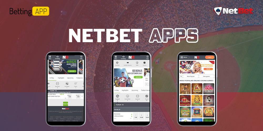 Netbet apps