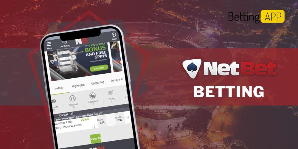 Netbet betting