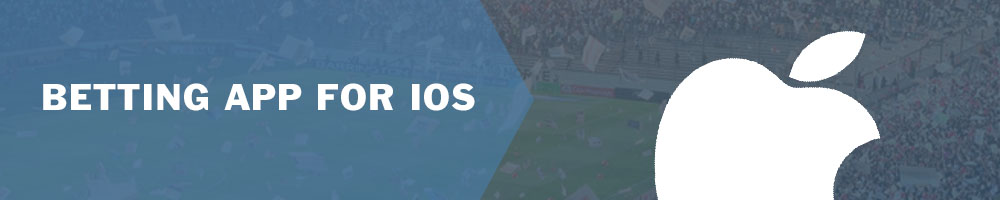 Betting app for iOS