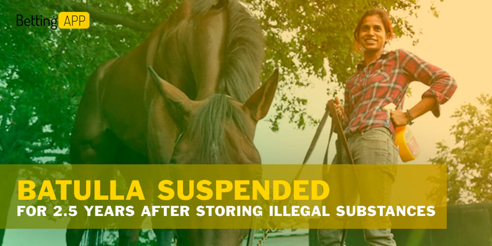 Batulla Suspended For 2.5 Years After Storing Illegal Substances