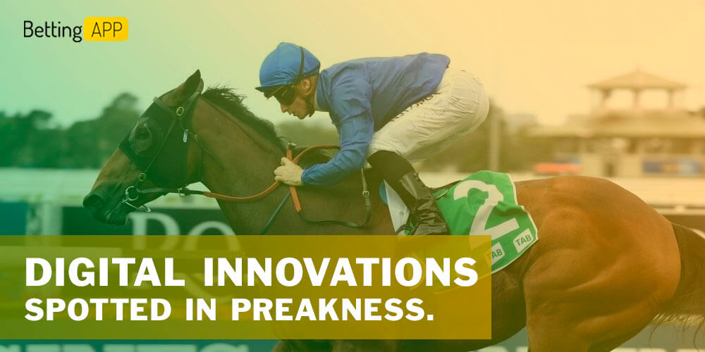 Digital Innovations Spotted in Preakness