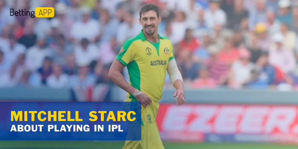 Mitchell Starc Is Happy To Represent Australia More Than Playing In IPL