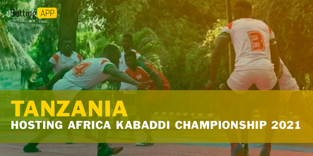 Tanzania is a chosen host for Africa Kabaddi Championship 2021