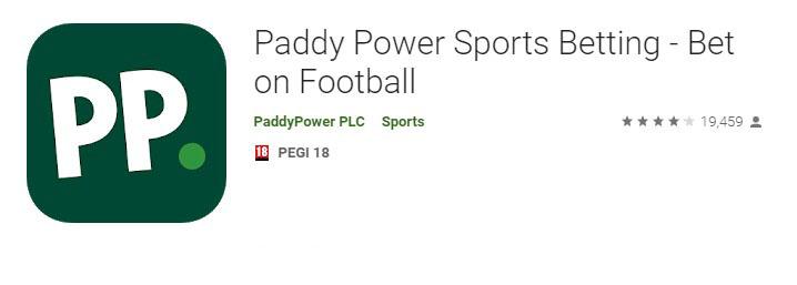 Paddy Power Play market