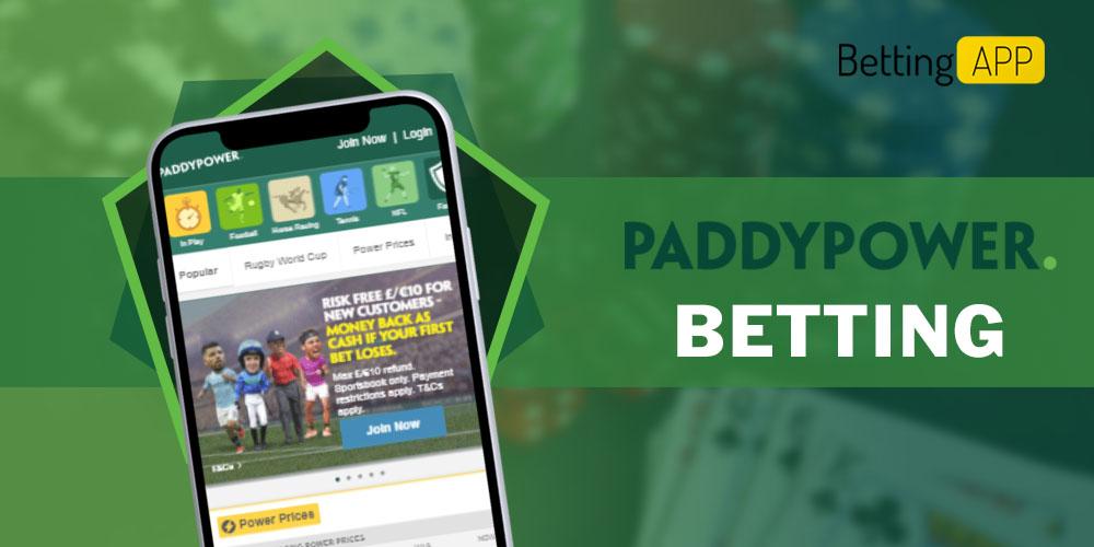 Paddy Power betting