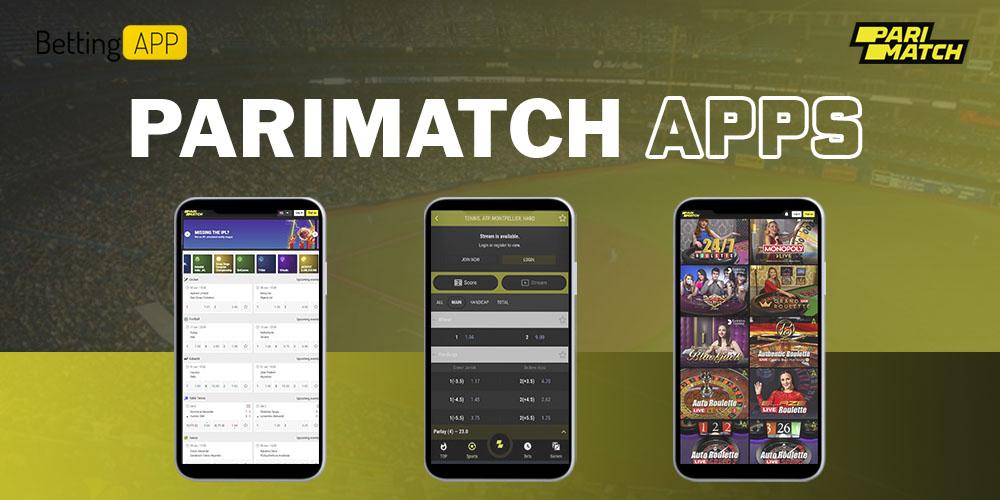 Parimatch apps