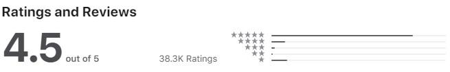 Parimatch Appstore reviews