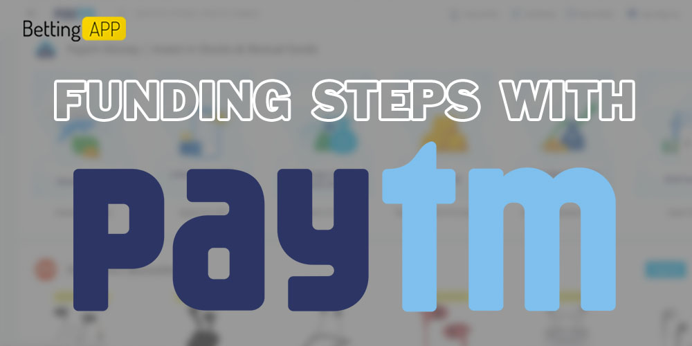 Funding steps with Paytm
