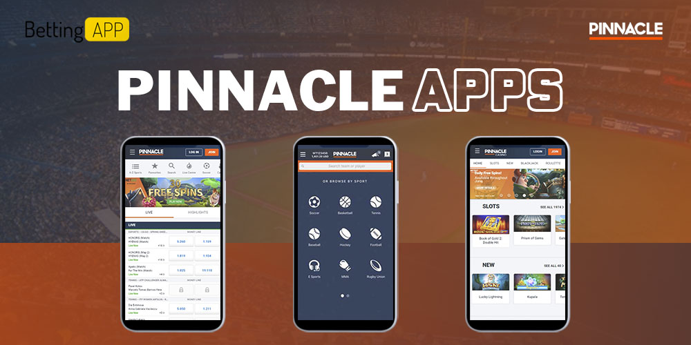 Pinnacle apps main