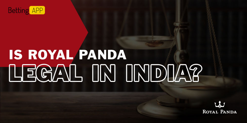 Is Royal Panda Legal in India